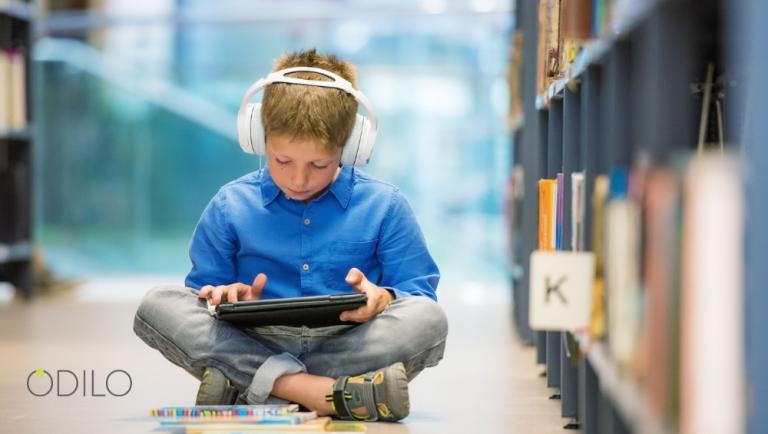 6 dicas para construir uma biblioteca digital perfeita para escolas