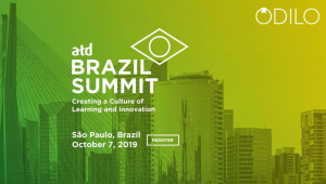 ODILO apresentará sua solução para desenvolver culturas de aprendizado ilimitadas em empresas brasileiras